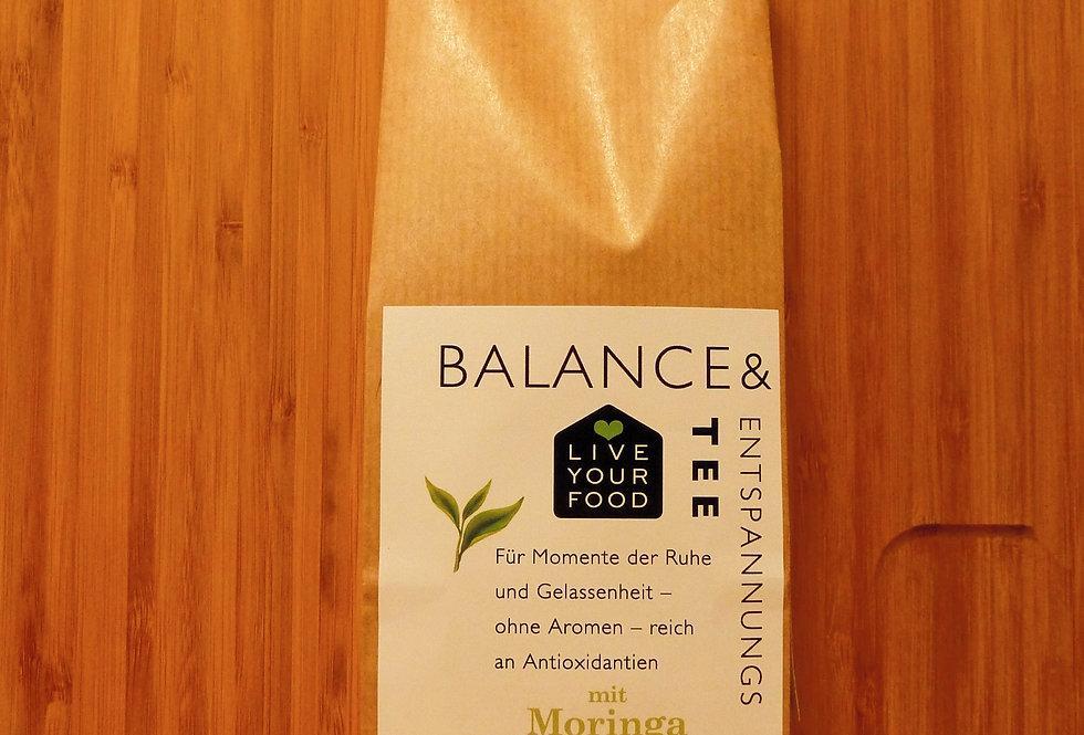 Nachfüllpack Balance & Entspannungs Tee