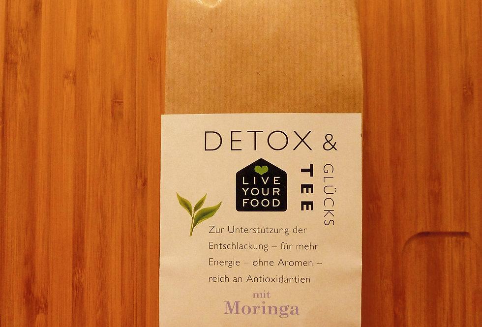 Nachfüllpack Detox & Glücks Tee