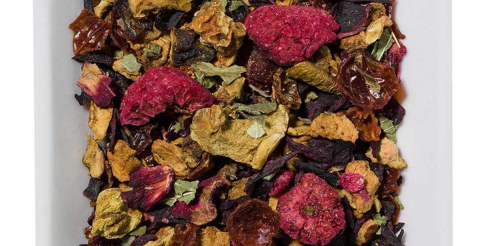Himmelbeere - natürlich aromatisierte Früchteteemischung