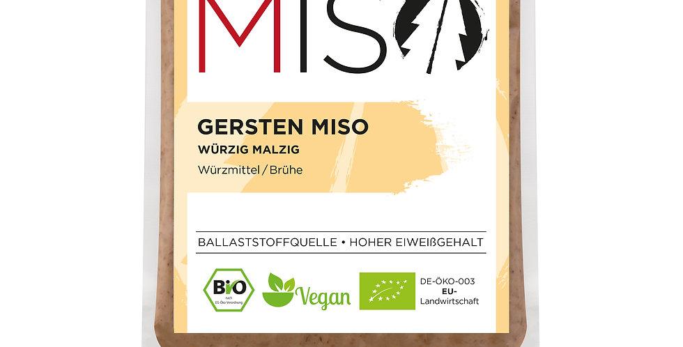 Gersten Miso Paste 220g - naturbelassen
