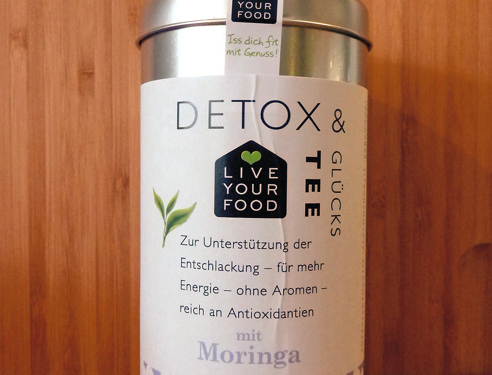 Detox & Glücks Tee