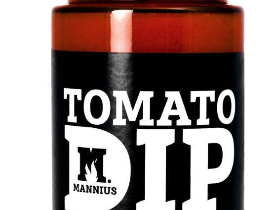 Mannius Tomato Dip, 250g