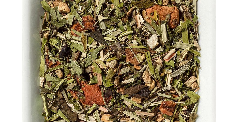 Melissa Gras Tee - Natürlich aromatisierte Kräuter-/Gewürzteemischung