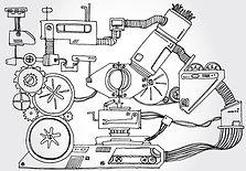 maszyna Szkic