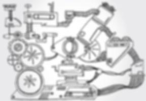 Sketch machine