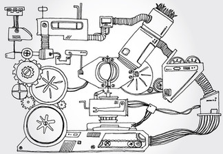 Machine Sketch