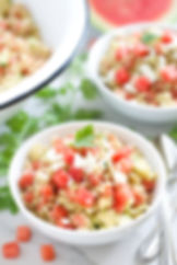 Watermelon-Feta-Quinoa-Salad-with-Cilant