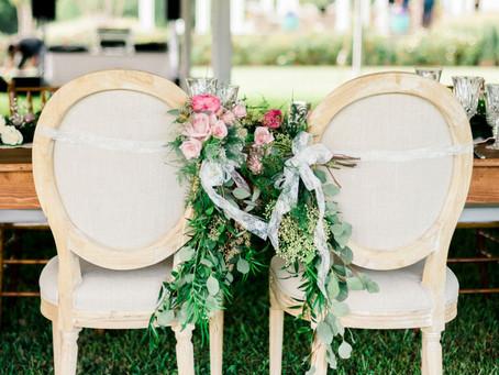Wedding Reception Chair Trend 2019