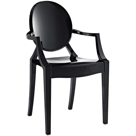 Black Casper Chair