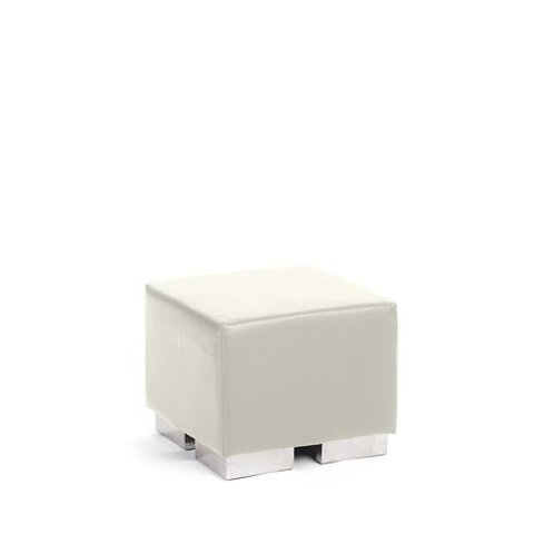 Mondrian Cube Ottoman