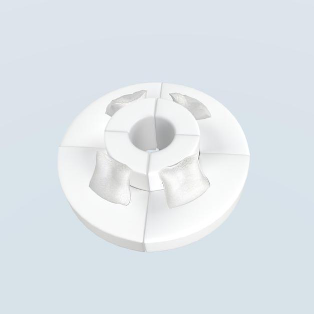Round Centerpiece Lounge