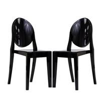 Black Casper Dining Chair