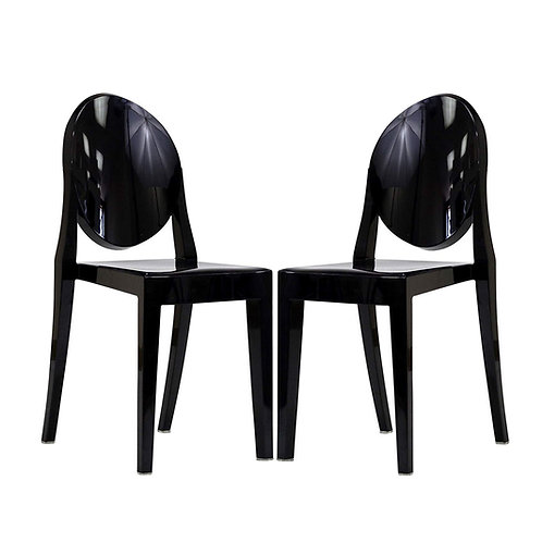 Vendor Black Casper Dining Chair