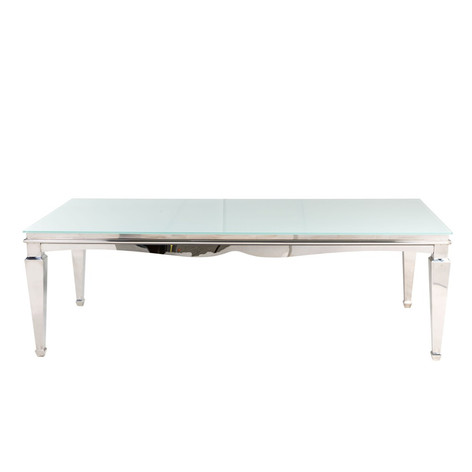 Silver Cartier Dining Table