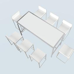 Communal Pub Tables