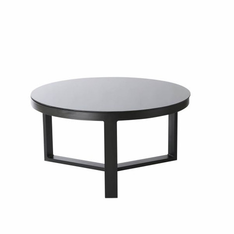 Masion Black Coffee Table