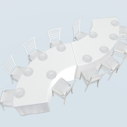 Serpentine Dining Tables