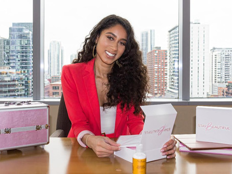 Boss Talk with CEO Ashleigh Cortes of The Stay Beautiful Foundation