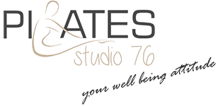 logo pilates studio76
