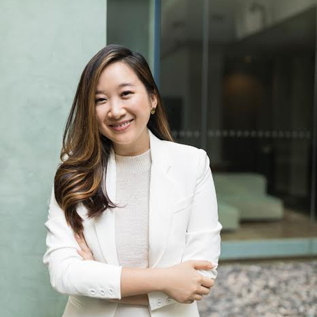 Boss Talk with Once Upon Founder Tricia Chen