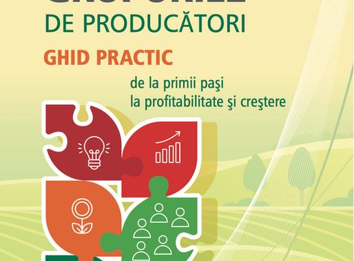 MADRM: Pentru prima dată în țara noastră a fost elaborat un Ghid practic privind crearea și funcțion