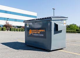 Northern Waste Dumpster
