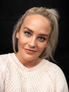 Presenter Charlotte