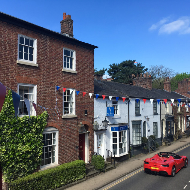 King Street Knutsford Cheshire