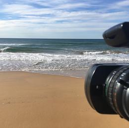 Filming Spain