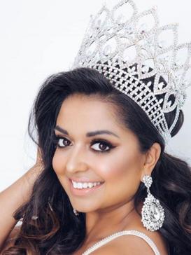 Pageant Queen Aryana