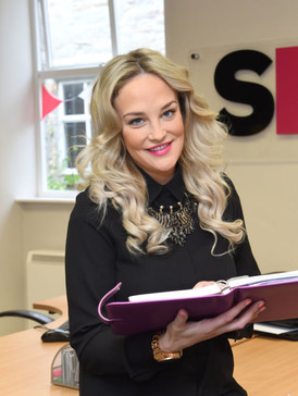 Business consultant Charlotte Miskell