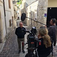 television presenter training