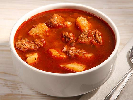 now, THIS is Goulash!