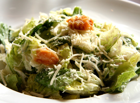 A Caesar Salad fit for a Czar!