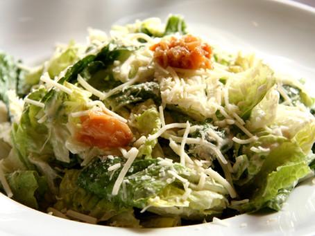 A Caesar Salad fit for a Czar!