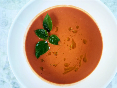 Taste Gazpacho ... an Andalusian import!