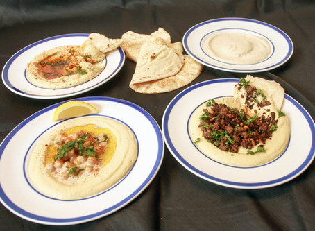 Hankering for Homemade Hummus?