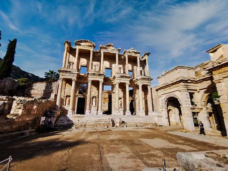 Familiar with Ephesus?? Perhaps!