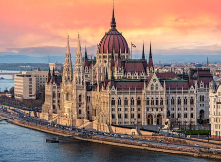 Beautiful, Bountiful Budapest