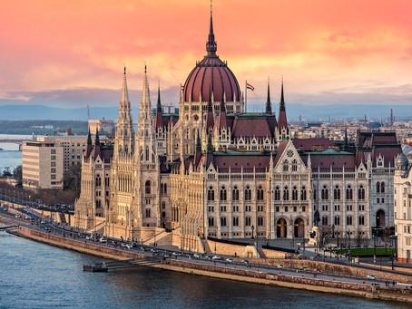Beautiful, Bountiful Budapest