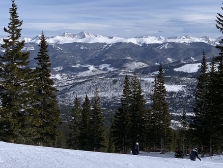 Ski and See via the Gateway of Denver!