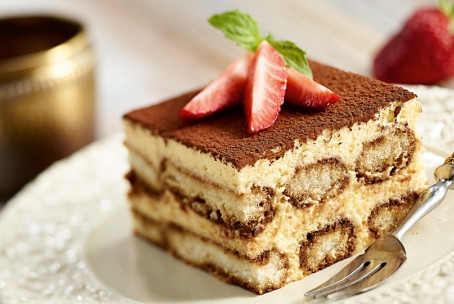 A tasty Tiramisu treat!