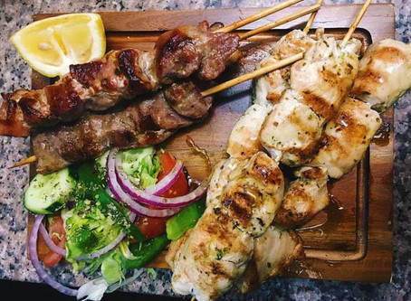 Stick a Skewer in it and Grill!!