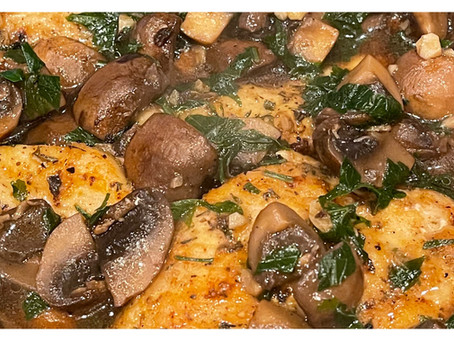 Chicken Marsala: bring Sicily to your Home?