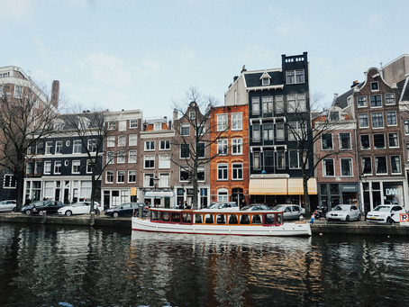 Amsterdam, the Canal City of the North!