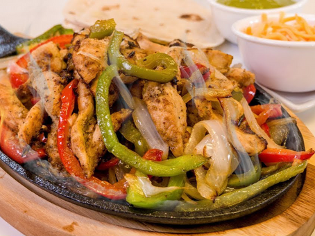 Sizzle up that Grill for Fajitas!