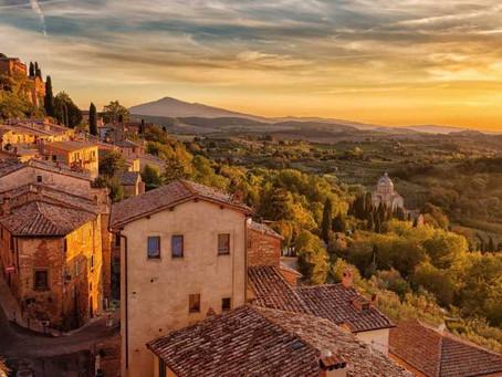 Montalcino and Brunello go Hand-in-Hand 🍷