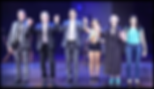 Spin Off cast take a bow theatre NYC