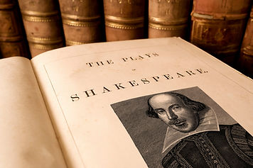 plays of Shakespeare