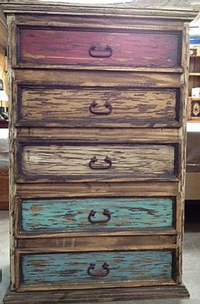 item chest full of for miniature nice drawer rustic house doll becks drawers old
